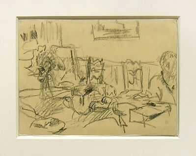 Pierre Bonnard, 'Interior Scene', unknown