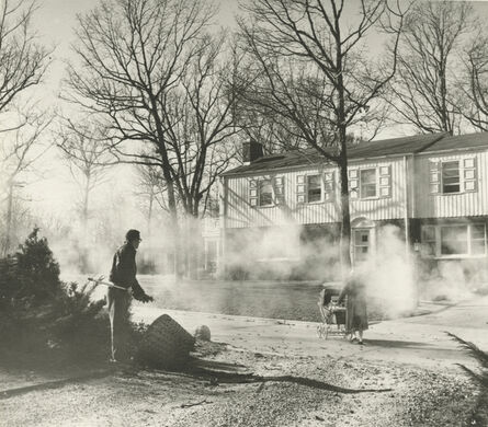 Vivian Maier, 'Chicago suburbs', late 1950s-60s