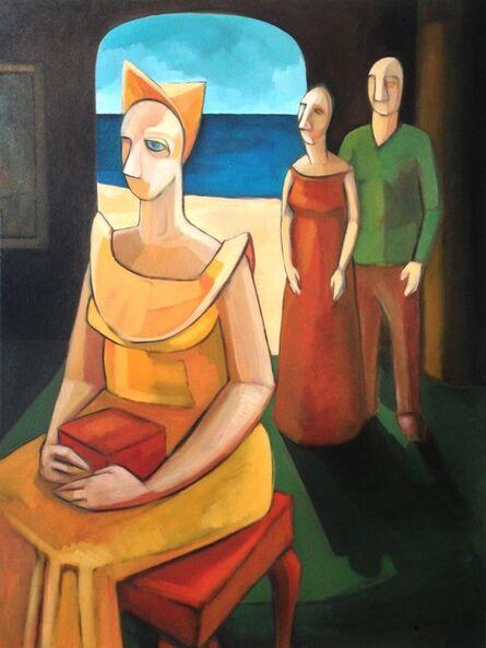 Sandro Nocentini, 'The wedding gift ', 2013