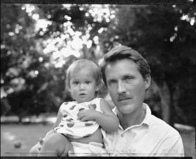 Mark Klett, 'Birthday Portraits', 1992-2020