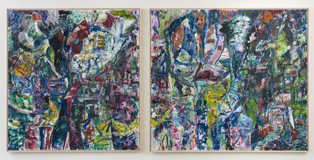 James Bohary, 'Dictionary Land and See', 2015