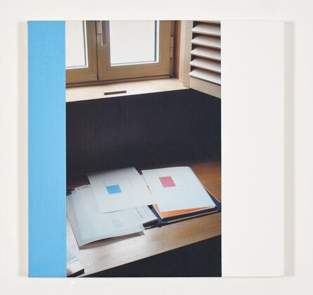 Ian Wallace, 'Abstract Drawings, Hotel Beau Rivage, Nice I', 2009