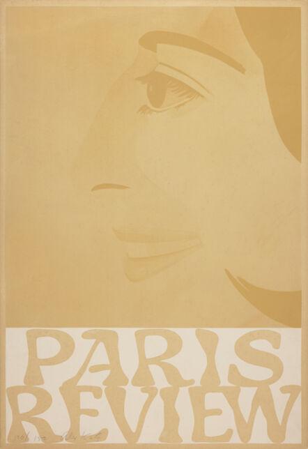 Alex Katz, 'Paris Review', 1965