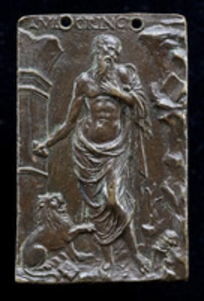 Ulocrino, 'Saint Jerome', early 16th century