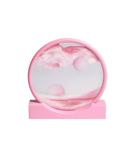 Daniel Arsham, 'Sand Circle Pink', 2019