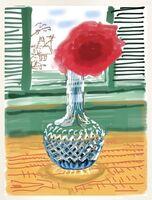 David Hockney, 'My Window, Art Edition (No. 251–500), iPad drawing 'No. 281', 23rd July 2010', 2019