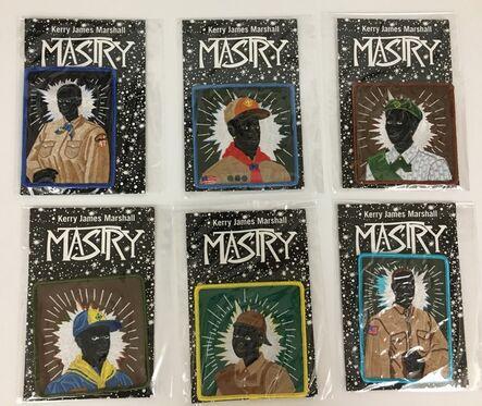 Kerry James Marshall, 'Mastry', 2017