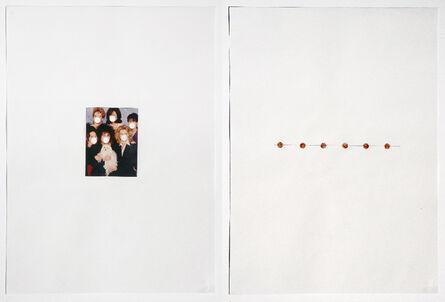 Ian Anüll, 'Untitled (Liz Taylor and Friends)', 1996