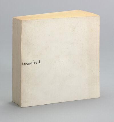 Yoko Ono, 'Grapefruit', 1964