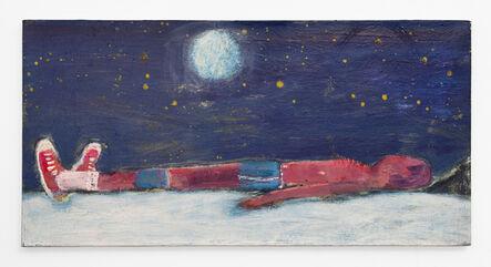 Katherine Bradford, 'Runner at Rest', 2015