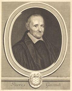 Jacques Lubin, 'Pierre Gassendi'