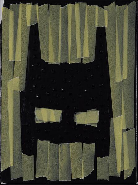 Sebastian Herzau, 'Maske (1)', 2019