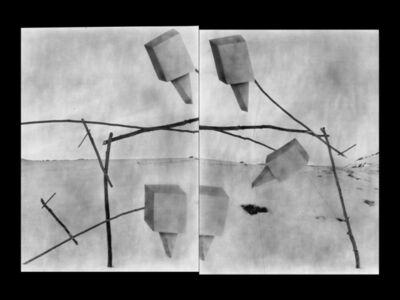 Laurent Millet, 'La Chasse 16', 2002