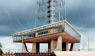 Vincent Fournier, 'TV Tower, Brasília, 2012', 2012