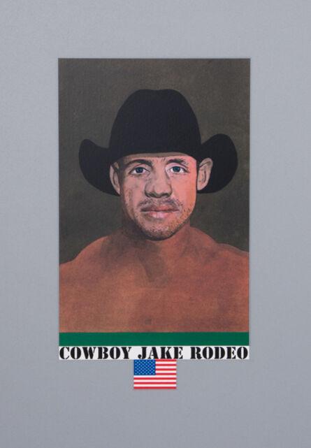 Peter Blake, 'Cowboy Jake Rodeo', 2017