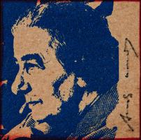Andy Warhol, 'Golda Meir', 1973
