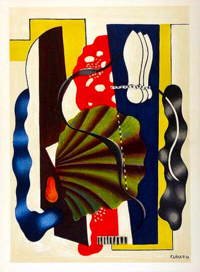 Fernand Léger, 'Nature Morte', ca. 1955