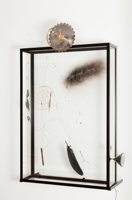 Rebecca Horn, 'The Lost Ones, Samuel Beckett', 2015