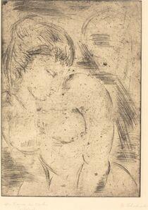 Wilhelm Lehmbruck, 'Woman's Dream (Der Traum des Weibes)', 1914