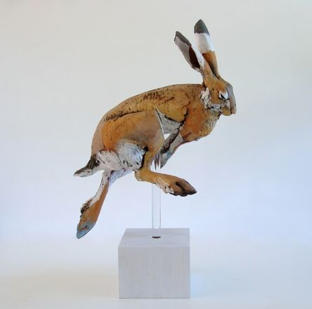 Nichola Theakston, 'Fleet Hare v', 2016