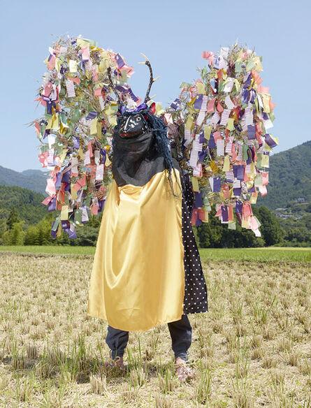 Charles Fréger, 'ON'JISHI 1 Yusutani, Seiyo, Ehime Prefecture', 2013-2015