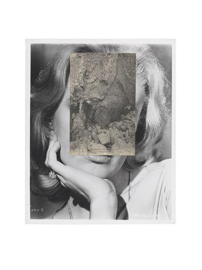 John Stezaker, 'Mask LXXXIII', 2007