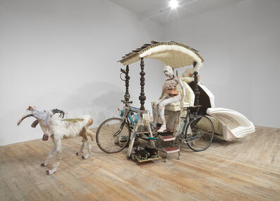 Monica Cook, 'The Goat Cart', 2013