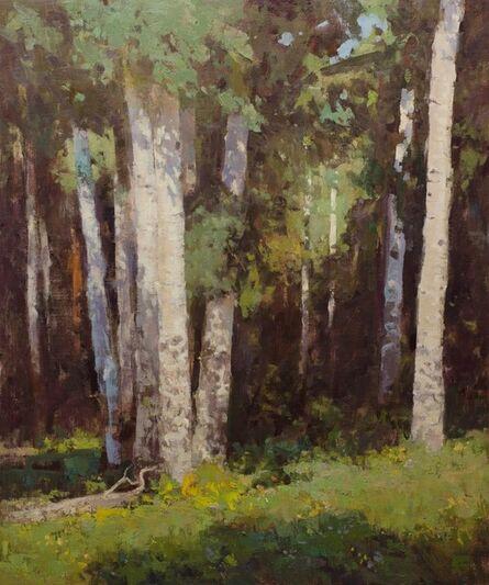 John Taft, 'Summer Interior', 2019