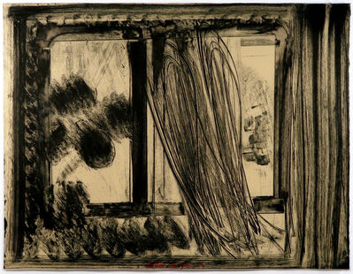 Howard Hodgkin, 'Late Afternoon in the Museum of Modern Art', 1979