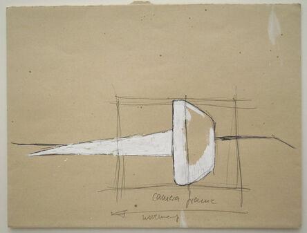 Peter Welz, 'casa malaparte II', 2010