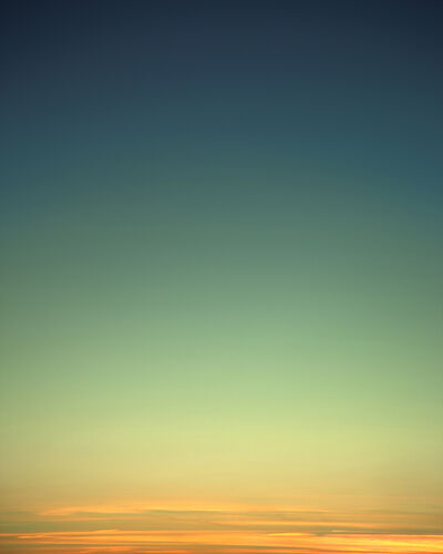 Eric Cahan, 'The Dunes, Amagansett NY, 6:47pm', 2012