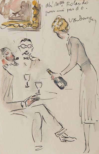Kees van Dongen, 'Ah! Mlle Rolando, pour moi pas d'O', 1877-1968