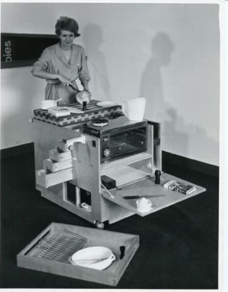 Joe Colombo, 'Minikitchen', 1963