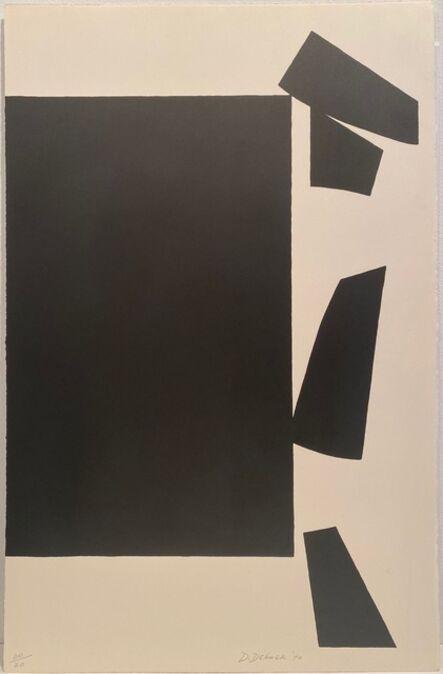Dorothy Dehner, 'Untitled', 1970