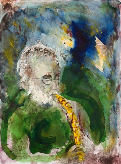Arthur Secunda, 'Lee Konitz', 2008-2010