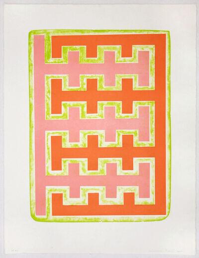 James Siena, 'Little Imp', 2011