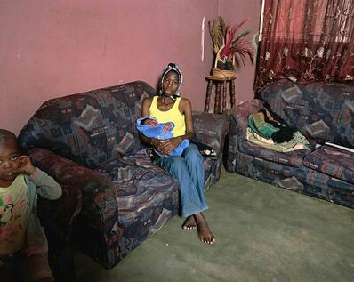 Deana Lawson, 'Woman with Child', 2017