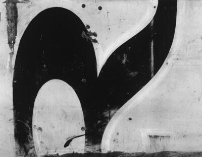 Aaron Siskind, 'Chicago 30', 1949