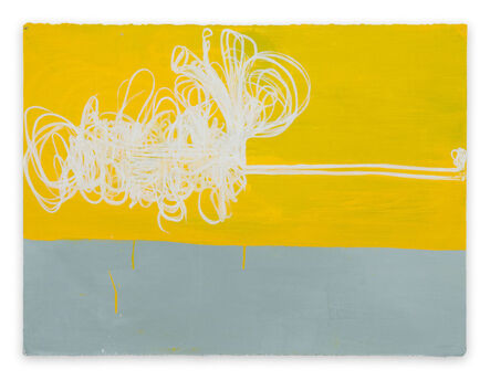 Jill Moser, '4.4 (Abstract Expressionism painting)', 2008