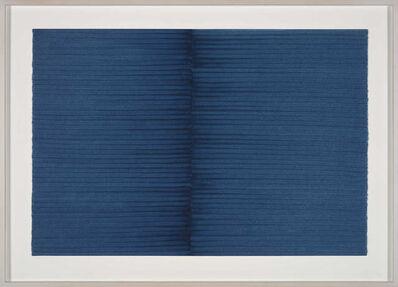 Irma Blank, 'Radical Writings, Exercitium', 1992