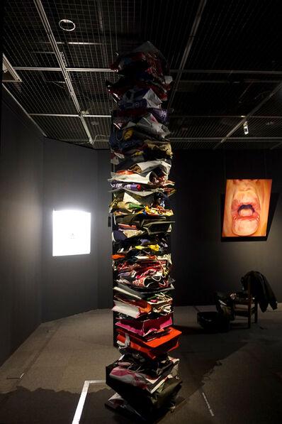 林家伃,李怡萱 Lin, Chia-Yu , Lee I Hsuan, '你的衣服有多少件_ How Many Clothes Do You Have'