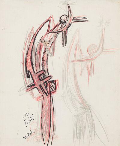 Julio González, 'Personnage Insectiforme', 1938