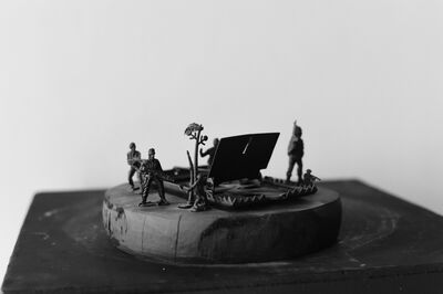 Nyein Chan Su, 'Toy Soldiers - Mouse Trap', 2014
