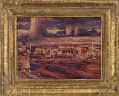 Sean Diediker, 'Storms Approaching Tradaing Post', 2017