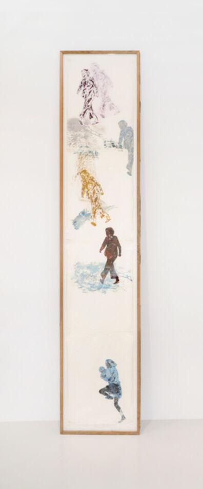 Nancy Spero, 'Vietnamese Women Totem', 1985