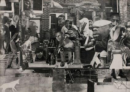 Romare Bearden, 'The Dove', 1964