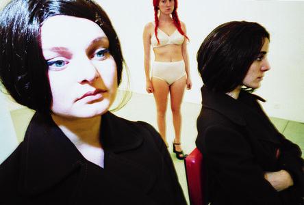 Vanessa Beecroft, 'VB11.030.ALI', 1995