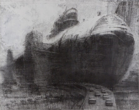 Kirill Chelushkin, 'In the Dock', 2011