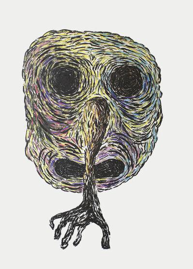 Memed Erdener a.k.a. Extrastruggle, 'Master of Thieves', 2017