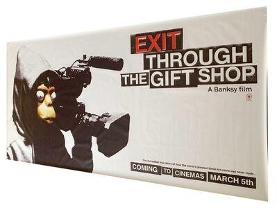 Banksy, 'Exit Through The Gift Shop (Billboard Ad)', 2010